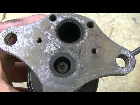 How To Clean The EGR Valve On A GMC Safari Vortec V6 Engine