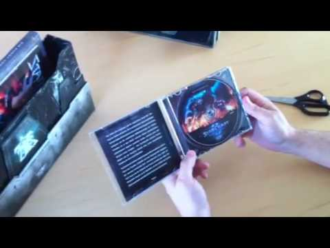 StarCraft II Collectors Edition Unboxing