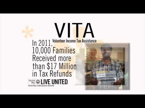 WKRN VITA Commercial, December 2012