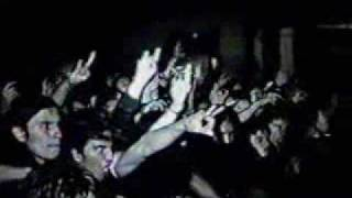 DARK FUNERAL PASTO COLOMBIA AN APPRENTICE OF SATAN
