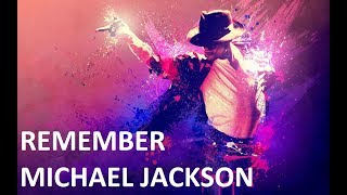 REMEMBER MICHAEL JACKSON?