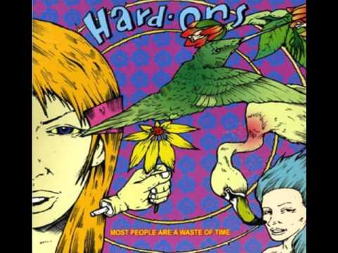 Hard-ons - Stop Crying
