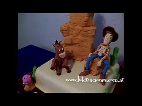 Torta Infantil Toy Story - Lut Creaciones arte y diseño