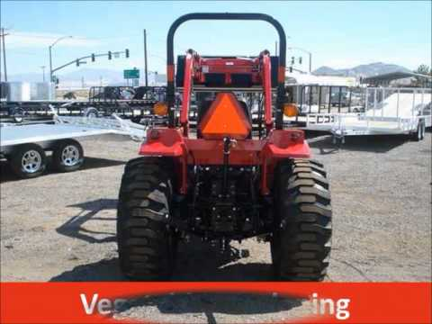 Mahindra 3016 4WD Shuttle, Mahindra Tractors for Sale