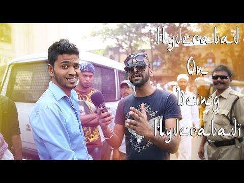 Hyderabad on Being Hyderabadi