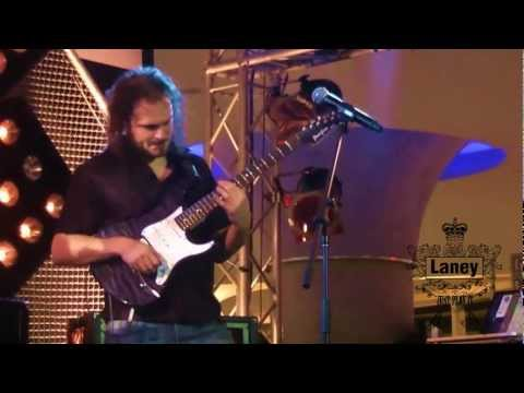 Alex Hutchings - Misty lived  - Yamaha & Laney Present Bangkok Music Fair 2011