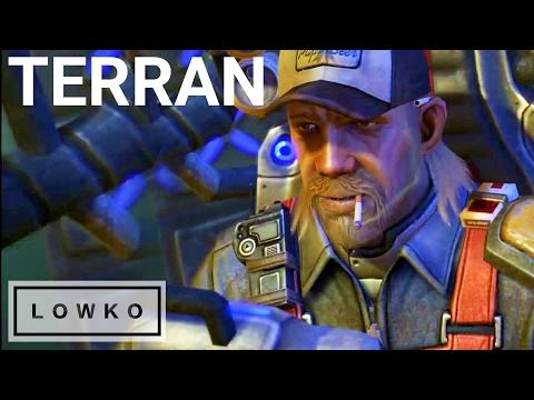 StarCraft 2: My TERRAN Offrace!