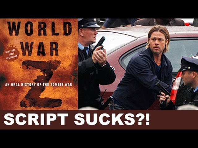 World War Z 2013 – It's a Disaster! : Beyond The Trailer