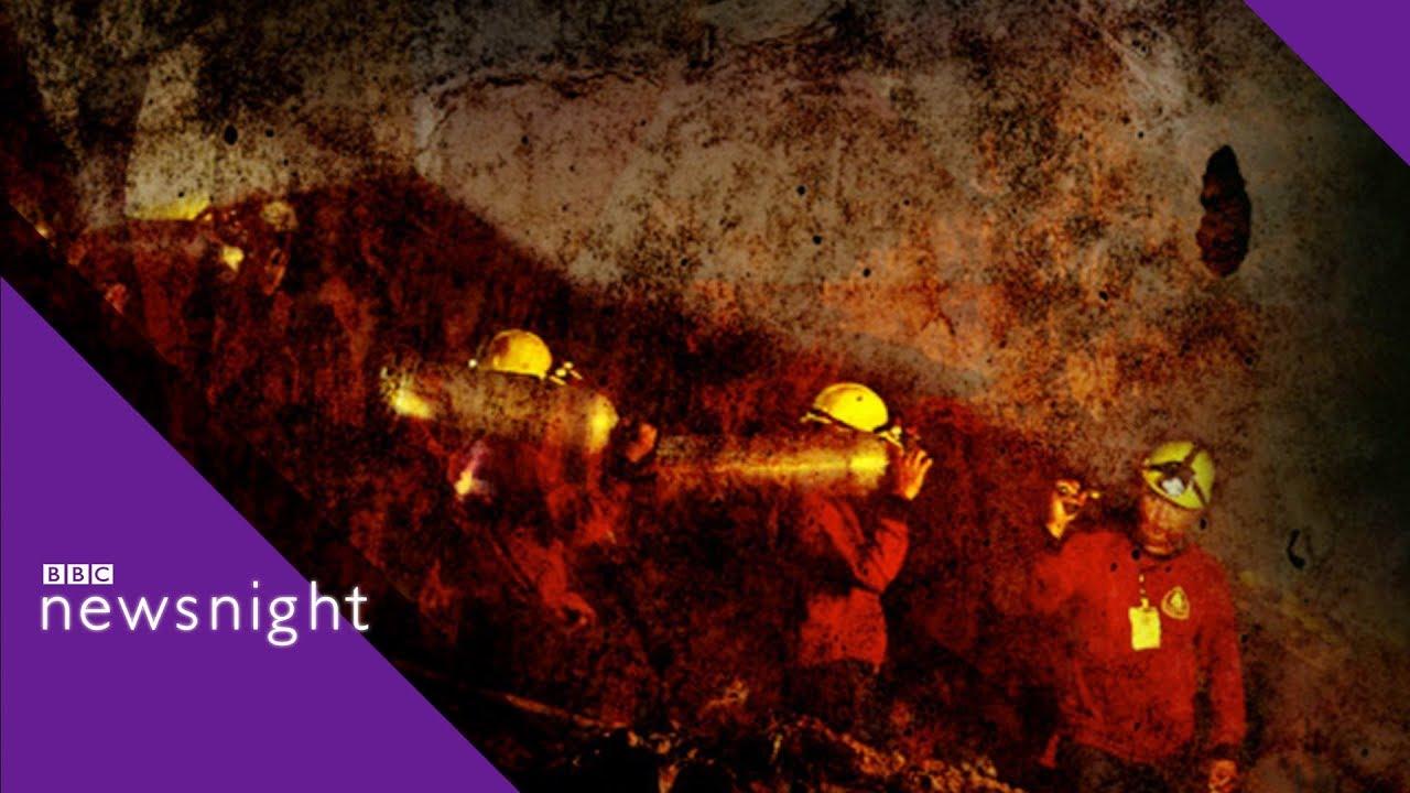 Thai Cave Rescue: What's next?  - BBC Newsnight
