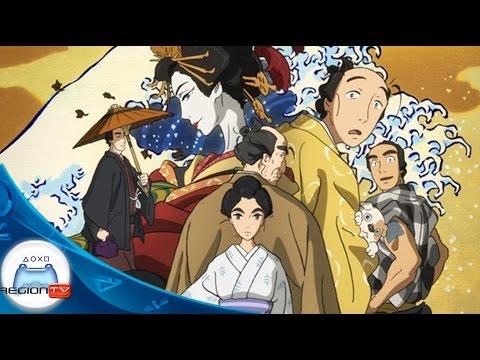 Unboxing |  Miss Hokusai: Colección Keiichi Hara