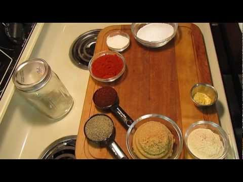 Basic Barbecue Dry Rub Recipe