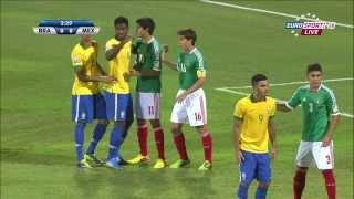 Brazil vs Mexico - FIFA U-17 World Cup 2013 - Quarterfinal #2