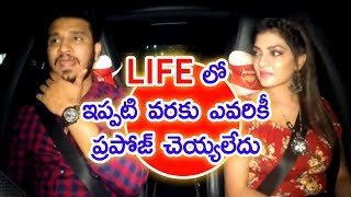 Hero Nikhil Sharing About Funny incidents in His Life | Night Drive With Lahari #1