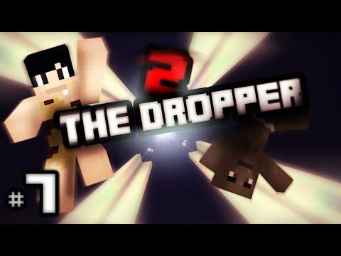 Minecraft The Dropper 2 LA STORIA DELLA GALLINA Part 7 CHiP Vs PEPO