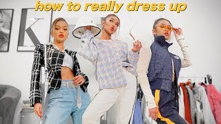 HOW TO PUT OUTFITS TOGETHER Ep. 2: Styling Shein Part 2