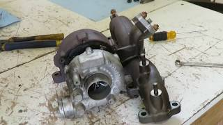 Volkswagen VW TDI ALH Diesel Turbo Cleaning Overboosting