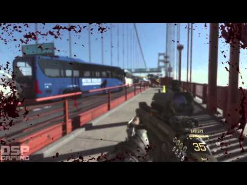 COD: Advanced Warfare Campaign (PS4 60fps) pt27 - Inadvertent Driving Game