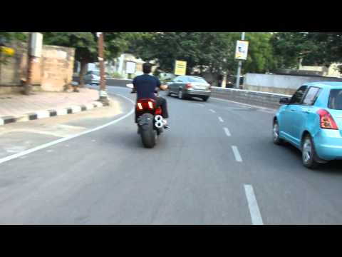 Ducati Diavel in Hyderabad (India)