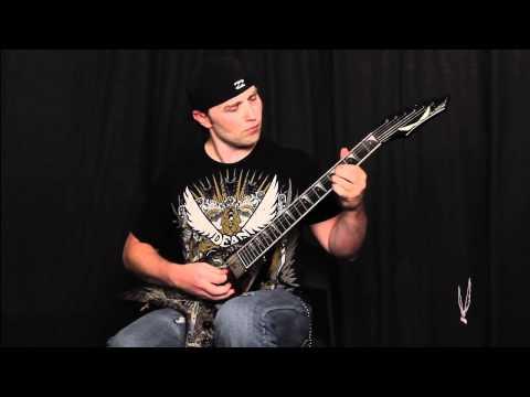 Dean Guitars Product Spotlight: Dave Mustaine VMNT Fear
