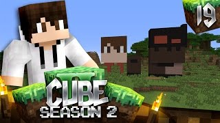 Minecraft Cube SMP S2: E19 - A New Target