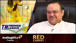 Is TNPL Cricket replacing IPL in Tamil Nadu ? – Chairman PS Raman Interview | Red Carpet
