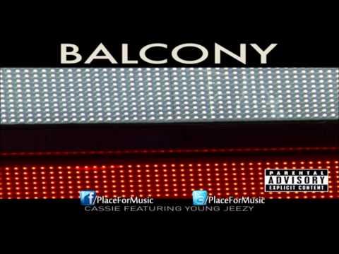 Cassie - Balcony