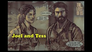 Last of Us: Remastered - 1: Joel and Tess