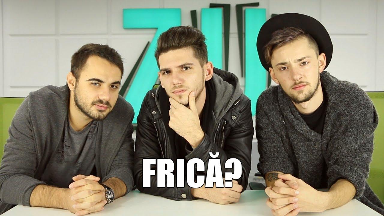 DE CE ITI ESTE FRICA? feat. #NoapteaTârziu