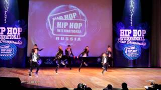 Little Diana and ZAVOD at HHI 2013