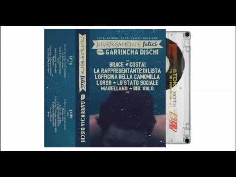 Lo Stato Sociale – Dormi che c'è il terremoto (inedito) – da Garrincha Mixtape vol04