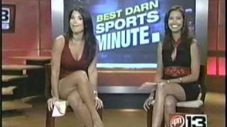 Lauren Sanchez legs