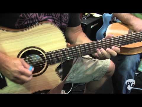 Summer NAMM '11 - Cole Clark Guitars Brent Mason and Randy Kohrs Performance Pt. 2