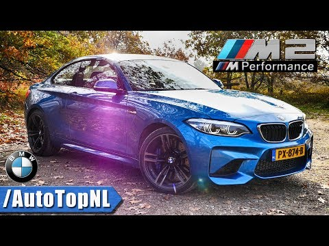 BMW M2 LCI Review M Performance Exhaust by AutoTopNL (English Subtitles)