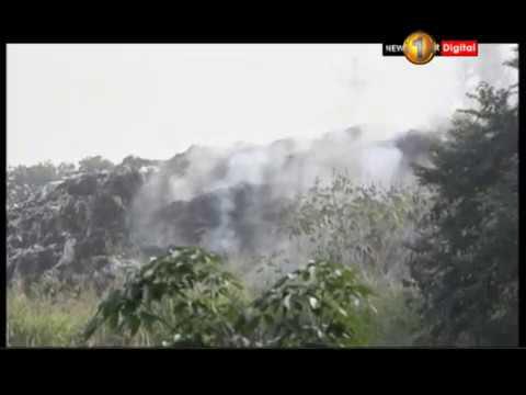 fire erupts in a gar|eng