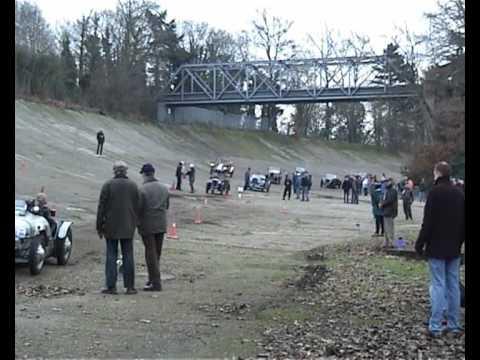 Around Brooklands Race Circuit YouTube