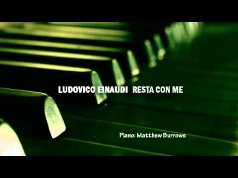 Ludovico Einaudi - Resta con me