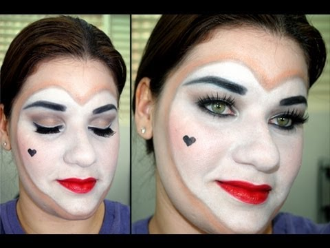 Tutorial  - Rainha de Copas - Halloween