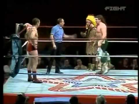 Johnny Saint vs. Fit Finlay - World of Sport
