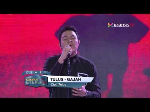 download lagu Tulus - Gajah DIARY KKTV gratis
