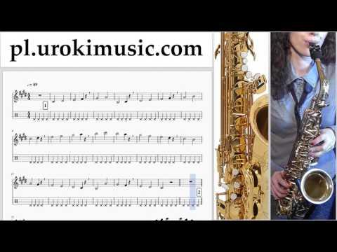 Nauka Gry Na Saksofonie (Tenorowy) Luis Fonsi - Despacito Nuty Poradnik Część 1 Um-a463