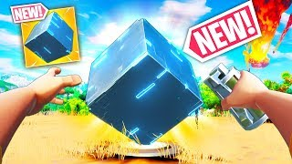 NEW *CUBE* MEMORIAL!! - Fortnite Funny WTF Fails and Daily Best Moments Ep.1297