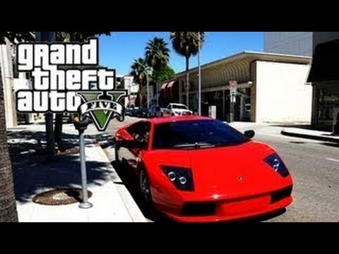 GTA 5 : Une Prison !!! SAN QUENTIN ?! Améliorer ces voitures ?! (Tuning …)