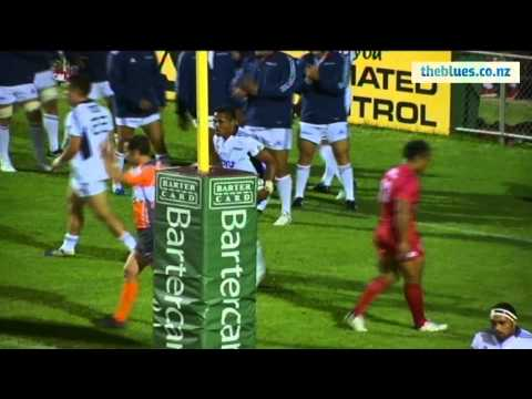 Blues v Reds pre-season trial highlights | Super Rugby Video Highlights