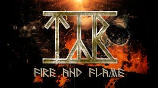 """Týr """"Fire and Flame"""" (LYRIC VIDEO)"""