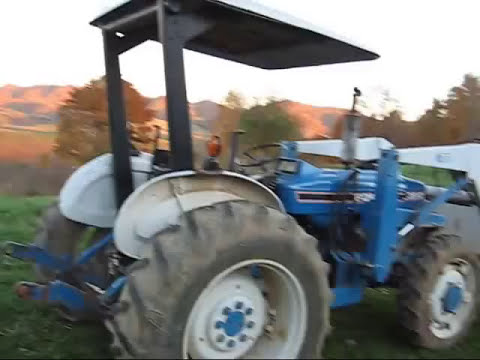 Ford tractor 3910 4x4 for sale