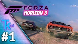 Forza Horizon 3 (XBOX ONE) - Parte 1 - Español (1080p30fps)