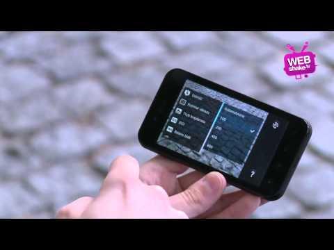 LG Swift Black / LG Optimus Black - recenzja, Mobzilla odc. 39