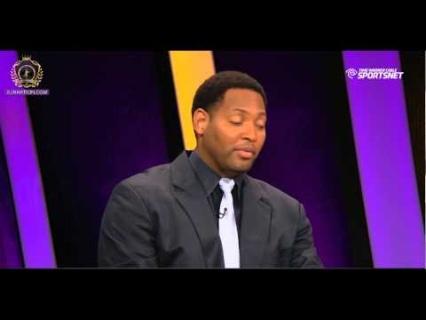 James Worthy and Robert Horry on Jeremy Lin | 2.27.15