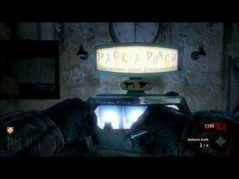 Black Ops Kino Der Toten Zombie Map Walk Through