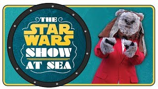 The Last Jedi Novelization to Feature Deleted Scenes, Star Wars Day at Sea, and More!